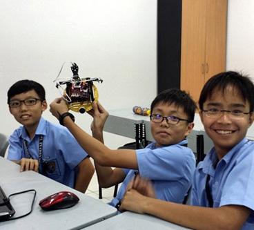 After School Activity – Robotic