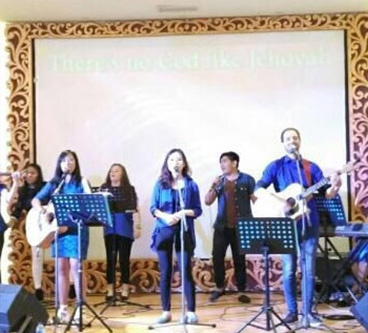 Blue Fire Concert with El Shaddai Australia 2016