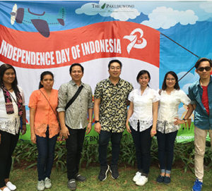 Independence at Pakubowono