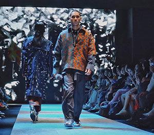 Jakarta Men's Fashion Week – Esis Alumni