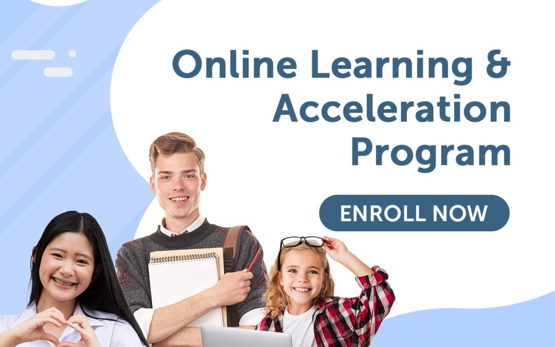 Enroll Now – Online Learning & Acceleration Program