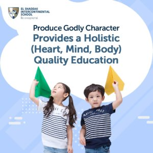 Enroll Now – Produce Godly Character
